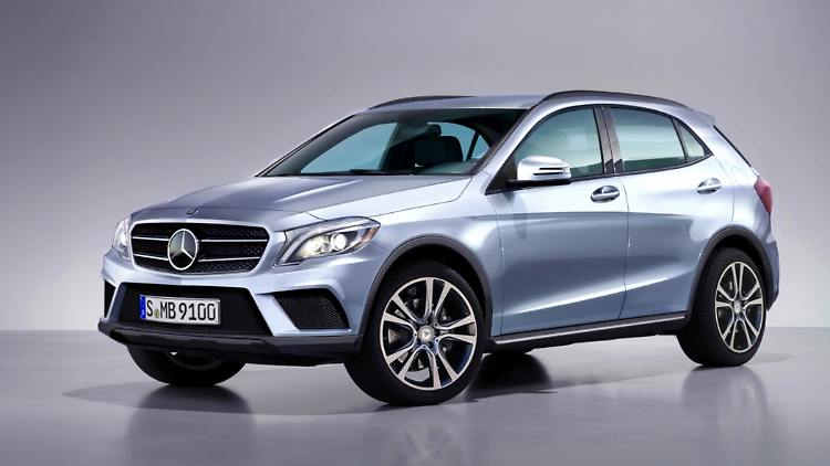 Mercedes Plant A Klasse Suv Gla Kommt Nach Der Iaa N Tv De