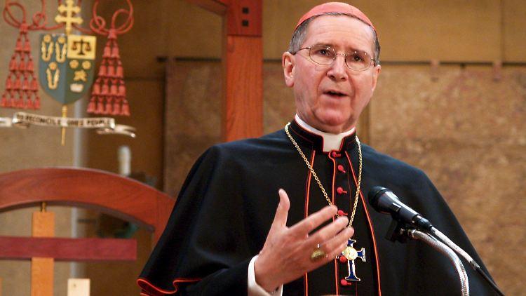 US-Kardinal Roger Mahony ist wegen der Vertuschung von Missbrauchsvorwürfen umstritten.