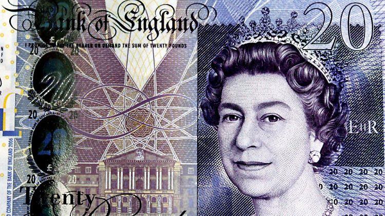 Im Auftrag Ihrer Majestät: Pfund wird schwachgeredet - n-tv de