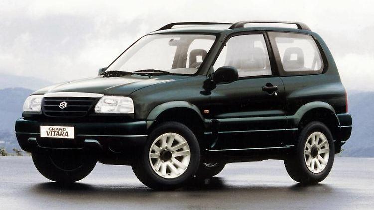 Recht zuverlässiger Kompakt-SUV: Der Grand Vitara von Suzuki. (Bild: Suzuki/dpa/tmn)