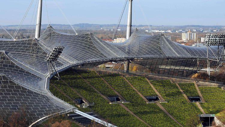 Architekt Des Munchner Olympiastadions Gunter Behnisch Ist Tot N Tv De