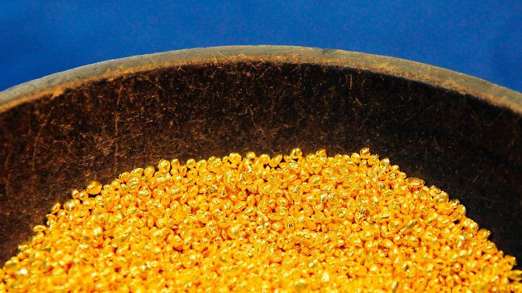 Rohstoffe Auf Erholungskurs Gold Und Rohöl Legen Zu N Tvde
