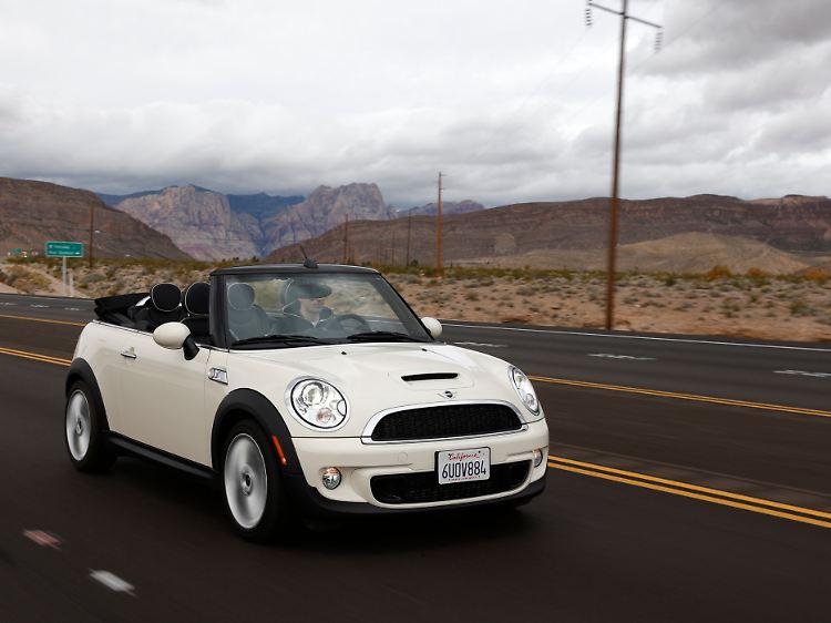 versicherungskosten für das cabrio: größe oder motorisierung nicht