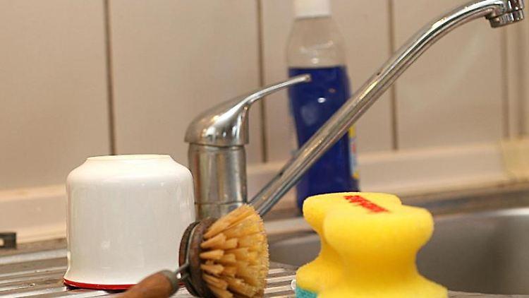 In der Küche ist Hygiene besonders wichtig. Foto: dpa-infocom