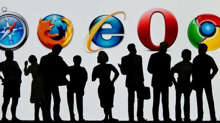 Die Qual der Wahl?Welcher Browser der richtige ist, hängt vor allem von den persönlichen Vorlieben ab. Foto: Franziska Koark