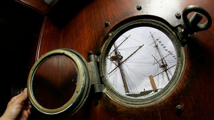 Frage Antwort Nr 277 Warum Haben Schiffe Runde Fenster N Tvde