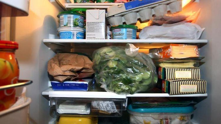 Kühlschrank Ins Auto Einbauen : Hierarchie im kühlschrank lebensmittel richtig lagern n tv