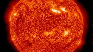 Die Sonnenkorona, aufgenommen am 10.3.2012. Der Satellit «Iris» soll nun zweiJahre lang die bisher noch weitgehend unerforschte Atmosphäre der Sonne untersuchen.jpg