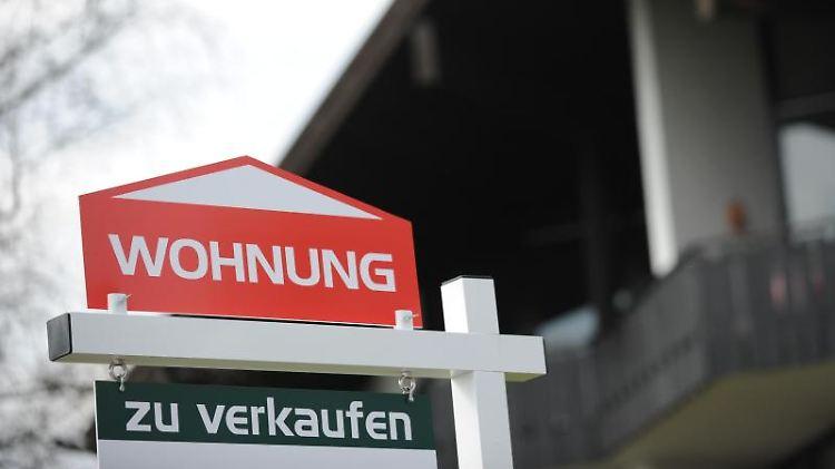 Das Finanzamt interessiert es nicht, wenn jemand seine Eigentumswohnung verkauft. Auch der Grund ist da unerheblich. Foto: Marc Müller