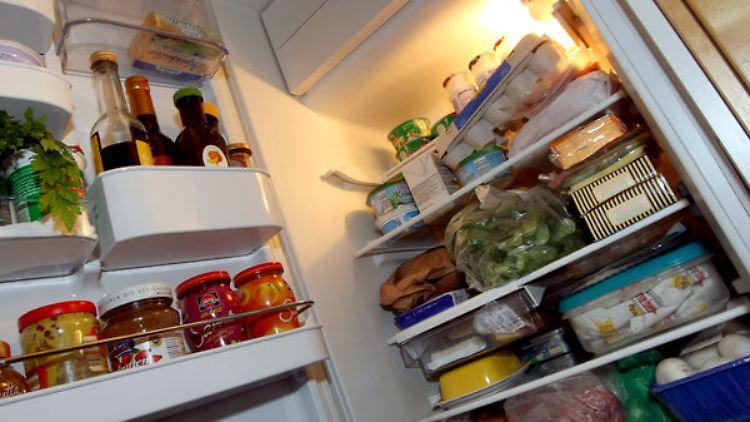 Aeg Kühlschrank Santo Zu Kalt : Energiefresser im haushalt: muss der alte kühlschrank wirklich raus