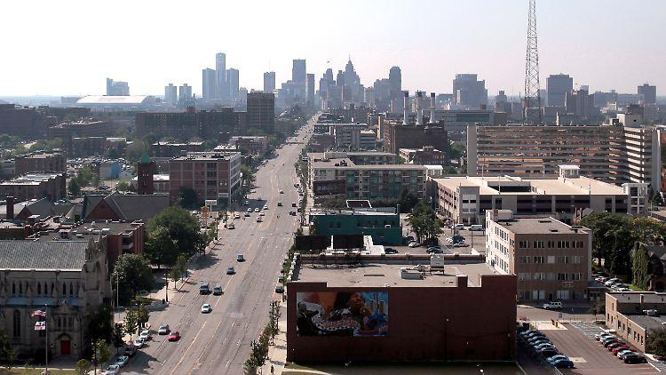 Detroit mi Datierung
