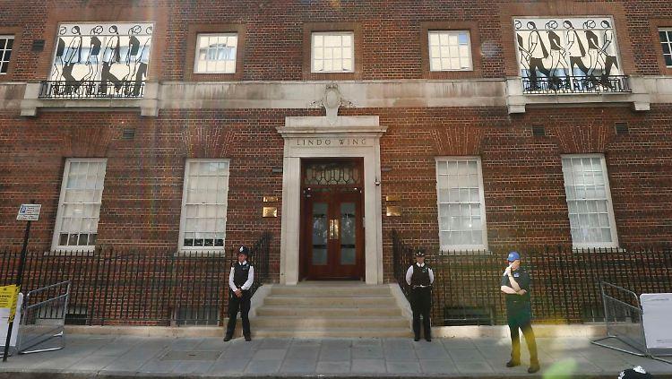 Wie Heißt Das Royal Baby Die Briten Fiebern Und Rätseln N Tvde