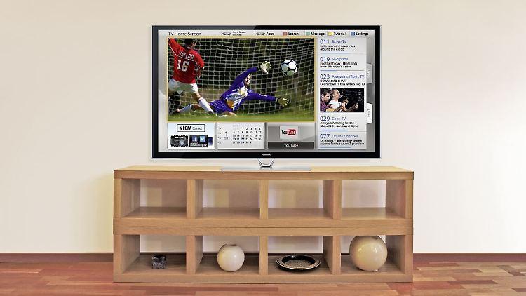 30 Prozent In Vier Monaten Smart Tv Im Preisverfall N Tvde