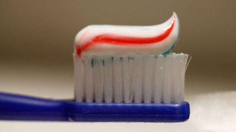 Zahnpflege-Produkte beflügeln den P&G-Umsatz im vierten Quartal.