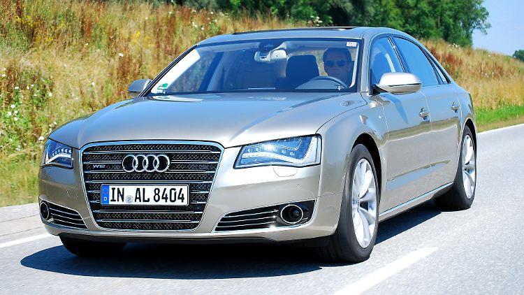 Audi A8 L Mit Mehr Radstand Auf Die Länge Kommt Es An N Tvde