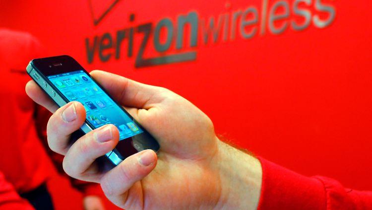 Verizon will Vodafone aus der gemeinsamen Tochter mit Vodafone rauskaufen.
