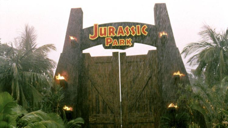 Vor 20 Jahren Startete Jurassic Park Als Dinosaurier Die