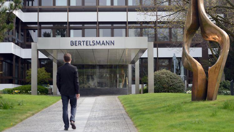 Bertelsmann-Zentrale in Gütersloh.