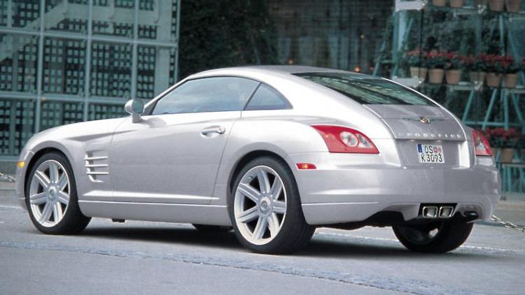 Den Chrylser Crossfire gibt es auch als Roadster - in beiden Fällen nach ADAC-Einschätzung mit recht zuverlässiger Technik. Foto: Chrysler