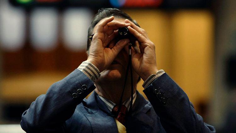 Die Datenflut der kommenden Woche will mit scharfem Blick genau analysiert sein an den Börsen.