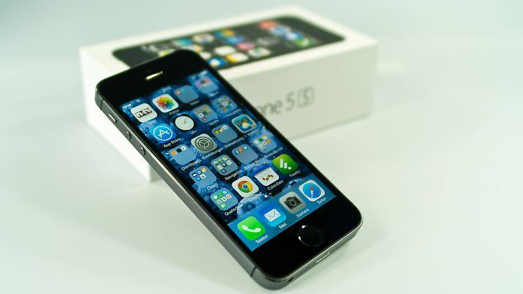 951238b020a Das iPhone 5s läuft nach dem Update auf iOS 12 fast wieder so schnell wie  bei seinem Marktstart vor fünf Jahren.
