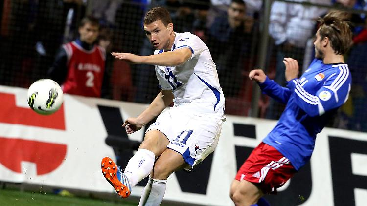 Lust Und Frust Der Wm Qualifikation Bosnien Und England Feiern