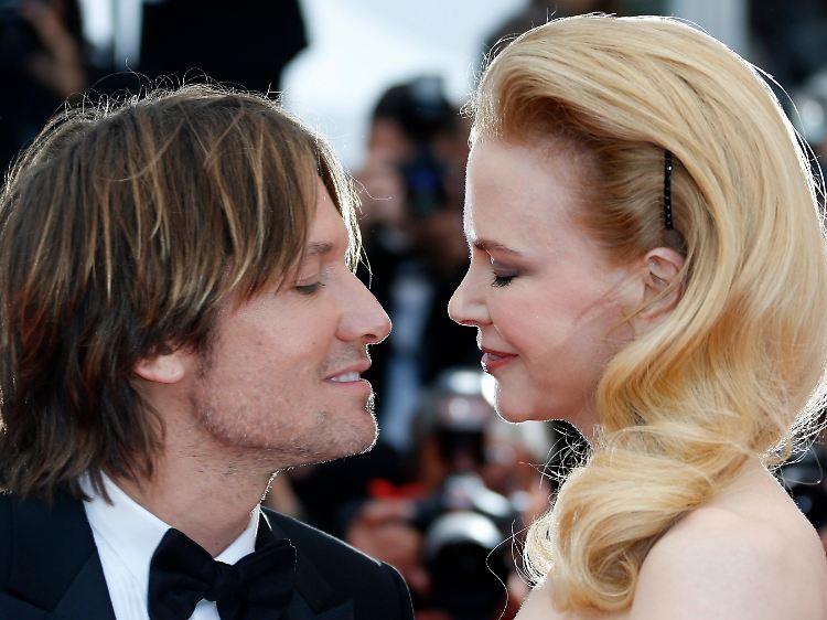 Friedliche Zeiten mit Keith Urban: Nicole Kidman hat die
