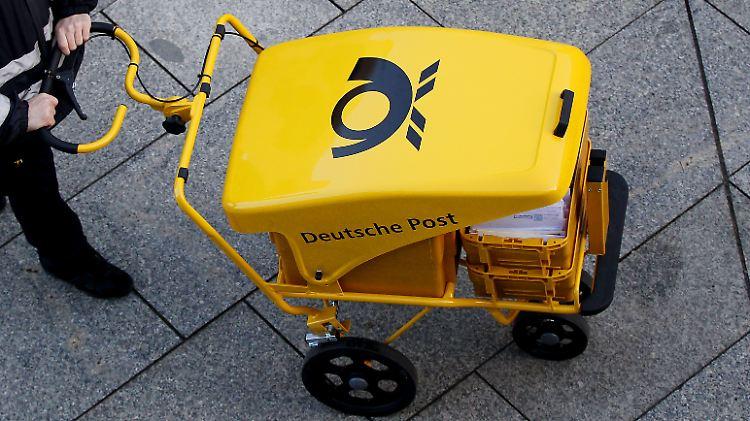 Briefporto Wird Auf 60 Cent Erhöht Deutsche Post Will Ab 1 Januar