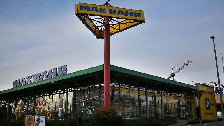 Bauhaus übernimmt 24 Max Bahr Märkte Ausverkauf Beginnt N Tvde