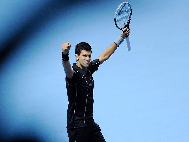 Djokovic Becker