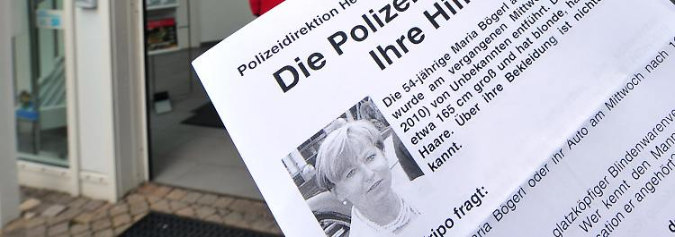Thema: Fall Maria Bögerl