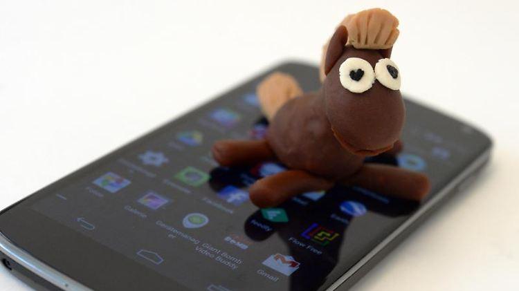 Schützen Antiviren-Apps Android-Smartphones vor Trojanern?