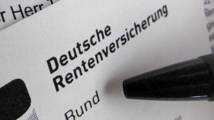 Den Rentenversicherungsträger finden Antragsteller in ihrem Rentenbescheid. Foto:Franz-Peter Tschauner