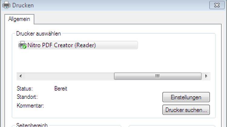 Klasse Gratis-Reader: Nitro ist ein PDF-Macher - n-tv de