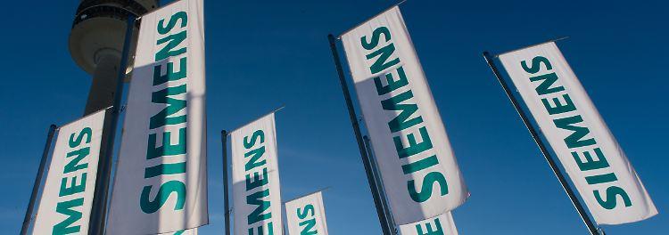 Nachrichtenübersicht: Siemens