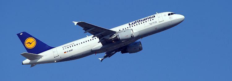 Thema: Deutsche Lufthansa