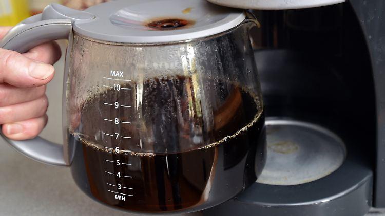 Neue Regeln Fur Kaffeemaschinen Nach 40 Minuten Wird Die Platte