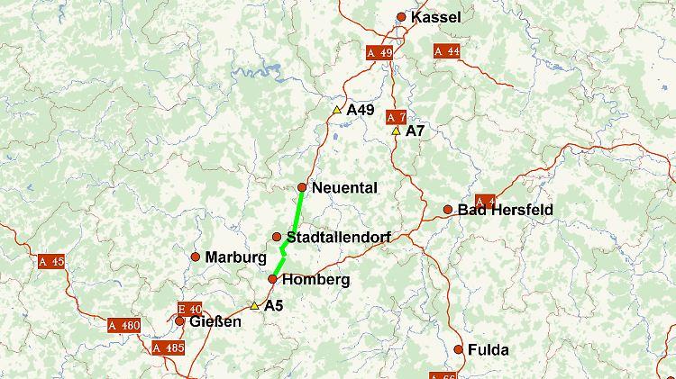 Verkehr Wichtiger Als Artenschutz Autobahn 49 Darf Fertiggebaut