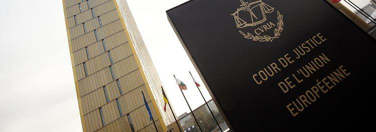 Themenseite: Europäischer Gerichtshof EuGH