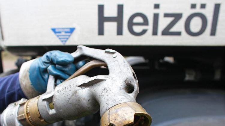 Wer mit Öl heizt, kann mit Rückzahlungen rechnen. Foto: Patrick Pleul