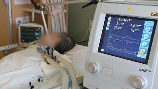 Wenn Patienten im Koma liegen und die Geräte werden irgendwann abgeschaltet, so liegt eine passive Sterbehilfe vor. Foto: Korea Pool