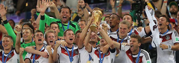 Alle Artikel zum Thema: Fußball-WM 2014 in Brasilien