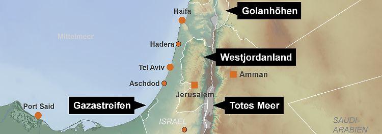 Themenseite: Nahost-Konflikt