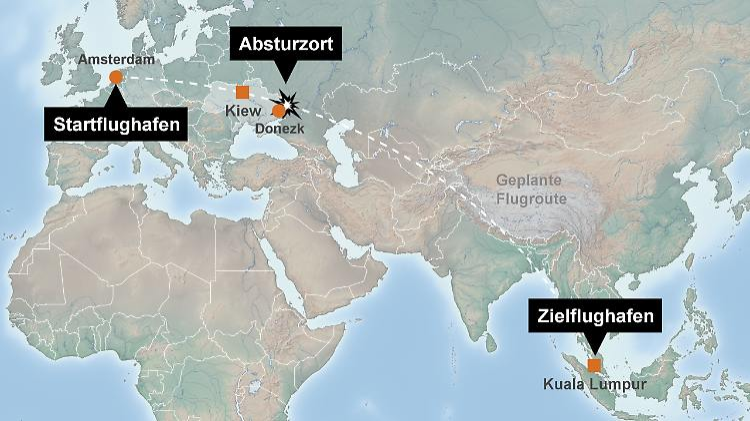 Flugrouten Karte Weltweit Lufthansa.Ostukraine Wird Umflogen Lufthansa Andert Flugrouten N Tv De