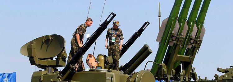 Artikel zum Thema: Ukraine-Konflikt