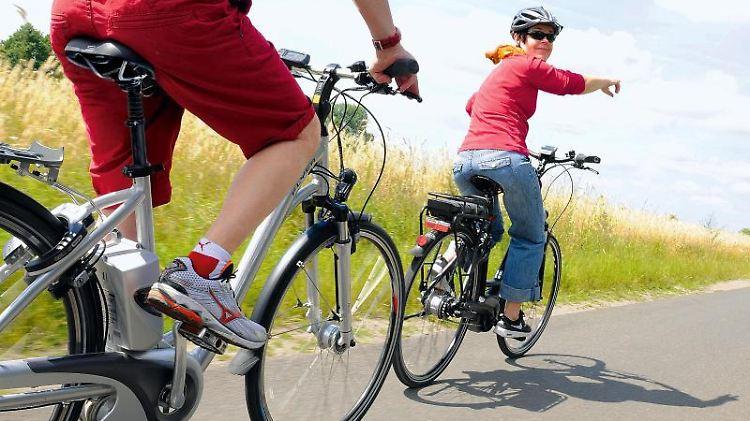 Die aktuell getesteten E-Bikes schnitten besser ab. Foto: Stiftung Warentest