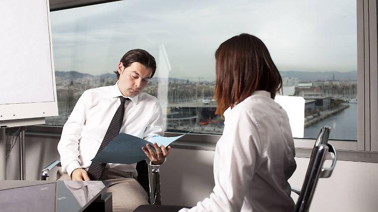 Fit Fürs Bewerbungsgespräch Diese Fehler Können Sie Vermeiden N Tvde
