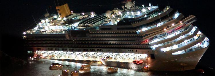 Thema: Costa Concordia Unglück