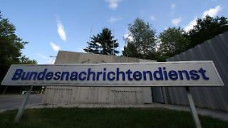 Themenseite: BND - Bundesnachrichtendienst
