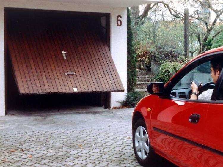 Im Doppelpack Mit Der Wohnung Kann Die Garage Separat Gekündigt